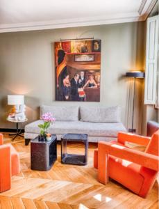 Rénovation luxe Paris Franck Benel